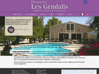 Doamine Les Gendalis