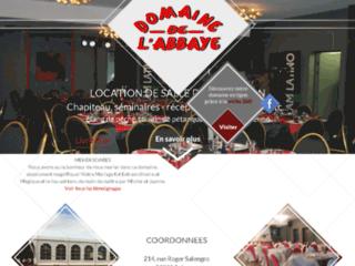 Détails : Devis salle réception Valenciennes (59)