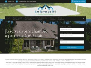 Détails : Demeure de charme en Normandie