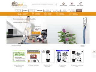 Domaspi - Vente en ligne d'aspiration centralisée