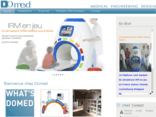 Détails : Domed Matériel Hospitalier Matériels Pharmaceutiques