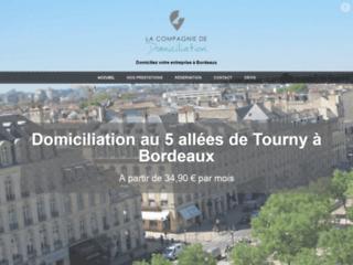 Domiciliation Bordeaux : Domicilier son entreprise à Bordeaux