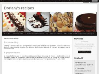 Dorian's recipes