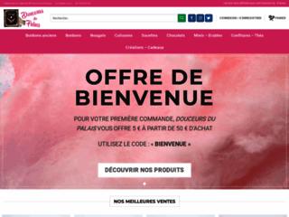 Détails : Le siège des bonbons en ligne