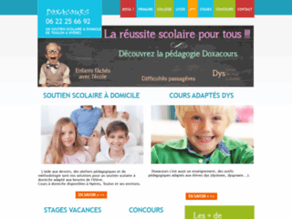 soutien scolaire sur internet pour enfants