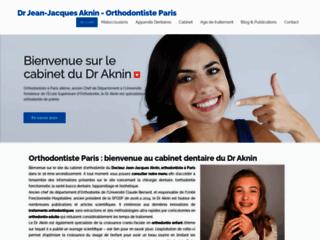 Orthodontiste paris
