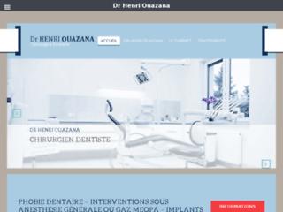 Le stomatologue des patients phobiques