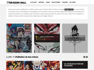 Tout savoir sur manga de Dragon Ball