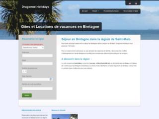 Détails : A Dinard Location de Vacances avec DragonneHolidays