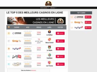Dr casino, les meilleurs casinos en ligne