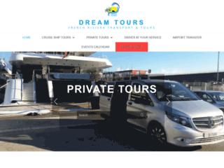Détails : Dream Tours