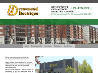 Détails : Entrepreneur électricien