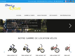 Détails : Location vélos la Palmyre - Ronce les Bains - DriveCycles