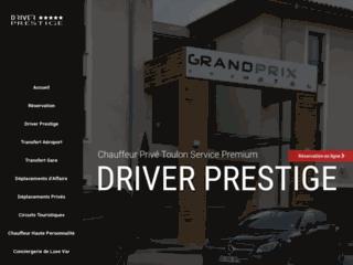 Chauffeur Privé VTC dans le Var - Transfert Aéroport de Toulon. Services Premium exclusifs