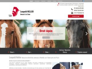 Avocat en droit des animaux à Neuilly-sur-Seine près de Paris