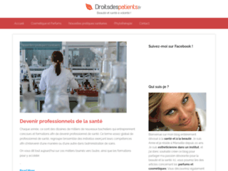 Détails : Blog de santé et de beauté