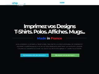 DropShipPrint : l'impression textile à la demande