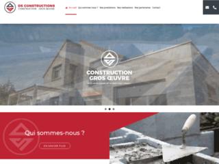 Détails : DS Construction, construction d'extensions à Lomme