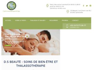 institut de bien-être et thalassothérapie à Auvelais
