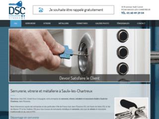 DSC, votre dépanneur  d'urgence en serrurerie, Ile-De-France (91)