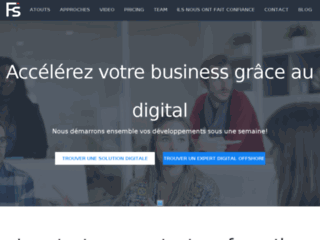 Détails : Agence web et de communication Web