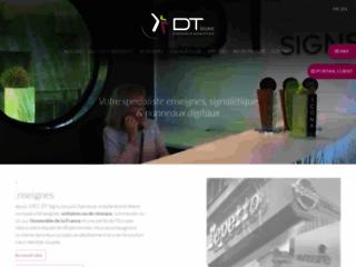 La Signalétique : DT SIGN