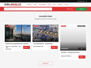 Détails : Dubaï Immobilier, agence immobilière à Dubaï