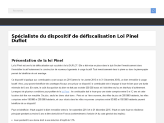 Détails : Programme loi duflot 2014