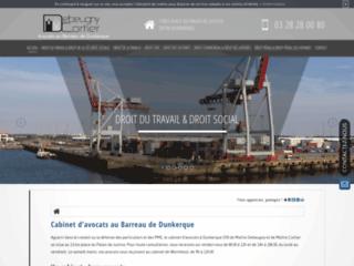 Détails : Debeugny et Cortier, cabinet d'avocat en droit pénal à Dunkerque