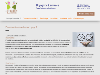 Détails : Laurence Dupeyron : votre psychologue à Mulhouse