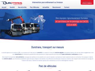 Détails : Transport routier
