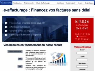 Détails : Affacturage et factoring
