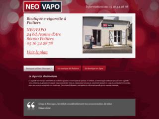 Neovapo, des e-liquides haute qualité made in Poitou-Charentes !