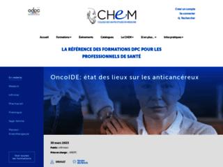 e-DPC : Formations médicales en ligne