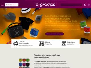 Détails : Goodies d'entreprise - E-goodies