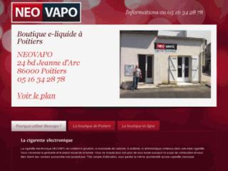 Neovapo Urban spécialiste du DIY à Poitiers