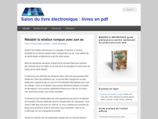 Détails : Librairie de livres électroniques