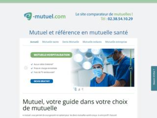 Détails : mutuel