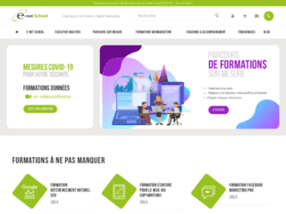 E-net School : académie spécialisée dans le marketing digital