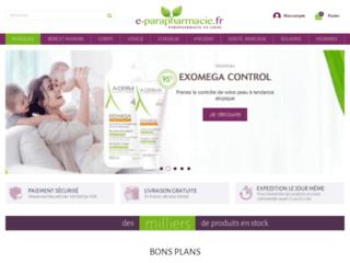 Détails : E-Parapharmacie