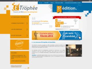Détails : Agence web Axecibles – concours E-trophée