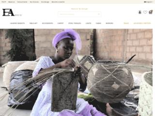 EA Déco Naturel Design   Vannerie Africaine