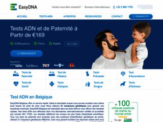 Détails : easyDNA Belgique