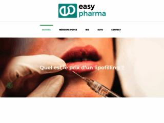 Vos traitements en ligne sur easy-pharma.fr