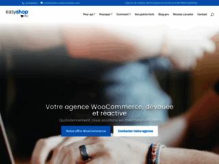 Easy-shop : les experts du WooCommerce