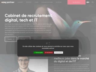 Détails : Easy Partner : Cabinet de recrutement