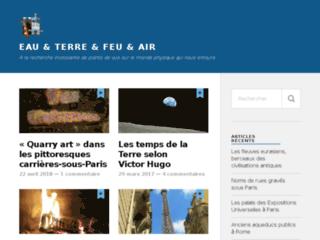 Eau & Terre & Feu & Air