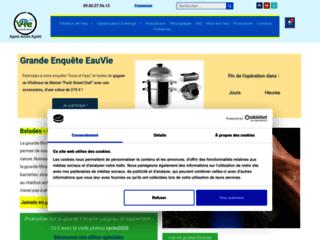 EauVie - Amilo pour une eau pure et dynamique chez vous