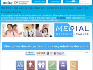 Détails : Formations à la dialyse (nephrologie)