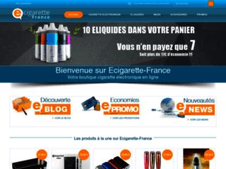 Cigarette electronique | E-cigarette